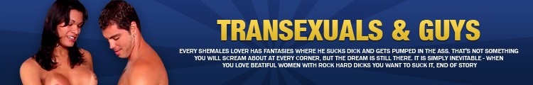 Transexuals & Guys